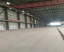 (出租) 滨江开发区出租单层钢结构重型机械厂房7000平米有10t行车