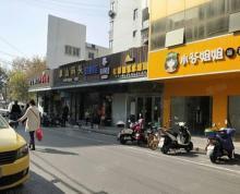 (出售)(出售)江东中路 万达广场 重餐饮 双门面 年租