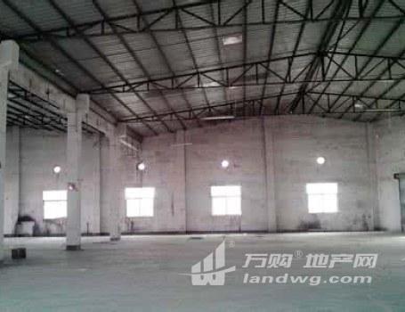 独栋仓库2000平米高速8米,含办公300平米