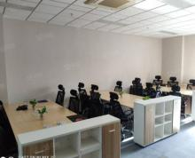 (出租)聚龙中心200平方出租,有隔断有办公桌椅,随时看房