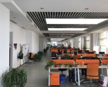 雨花客厅 软件谷超级甲写 1号线天隆寺100米 原软件公司布局 大厅可容纳180人办公 三面采光