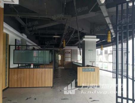 (出租)二楼餐饮旺铺出租,精装修,四周落地窗