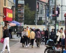 (出租)1号线迈皋桥地铁站口50米 沿街十字路口 弧形转角 重餐商铺