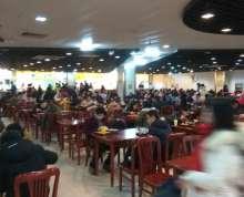 南京万人大学食堂窗口招租,0房租,无转让费,4万开店