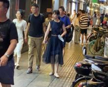 (出租)新出南京夫子庙旅游景点正门口神铺品牌奶茶小吃甜品25平