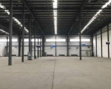 (出租)工业园区唯亭8250平仓库厂房出租 丙二类 有月台 层高9米