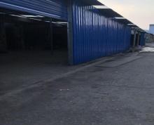 (出租)一楼仓库实用面积大,车辆进出方便