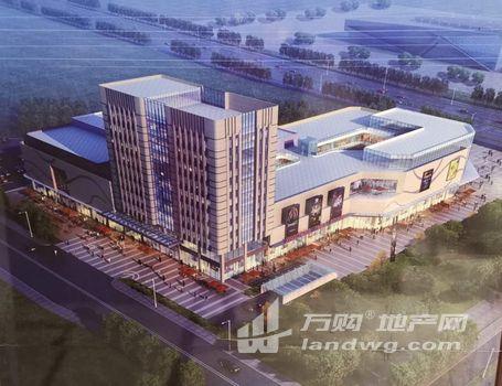 扬州新城时代商业广场临街店铺出售