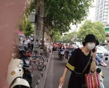 (出租)(出租)雨花铁心桥沿街旺铺可餐饮人流集中适合烘焙奶茶零售等