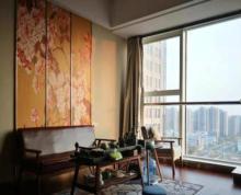 环球金融城,朝南全景落地窗,运河景观楼层,视野开阔