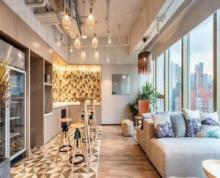 (出租)河西CBD奥体旁 元通地铁站 金奥中心 精装带家具
