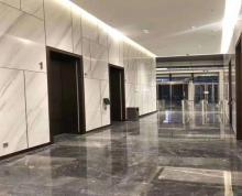 (出租)苏宁广场300平办公室精装修带隔断 地段好 招人好招地铁口