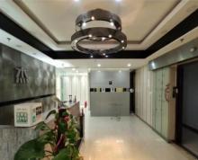 华利国际大厦1801室 348平珠江路地铁口 电梯口有上下水