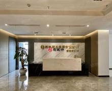 (出租)苏宁慧谷 电梯口620平 江景房 豪华装修 河西万达旁