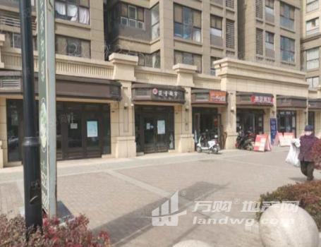 (出售)迈皋桥地铁口 十字路口拐角铺 开发商保留房源 大展示面人气旺