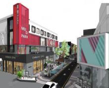 (出租)人民路地铁口美地茶城40到400平沿街商铺