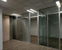 (出租)金融城110平,电梯口,隔断现成,门带密码,随时看房
