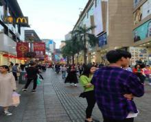 (出租)江宁 河定桥步行街店面招租 无转让费 三个月免租期。