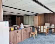 (出租)办公家具齐全万达边上金融中心高端写字楼220平米湖景房