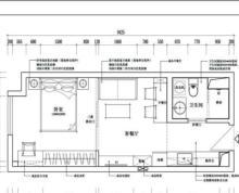个人出租鼓楼区五塘广场绿地缤纷广场精装电梯公寓可注册