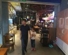 (出租)光华门光华东街沿街旺铺招租 小吃餐饮 业态不限 可明火大开间