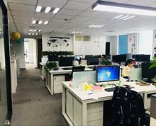 年初特惠+长江贸易大厦+豪华装带家具140平至500平多套物业直租
