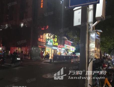 (出租)玄武区碑亭巷与如意里交叉口临街旺铺转让市口好 展示面宽