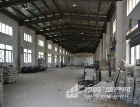 (出售)溧水开发区新建厂房占地60亩单层厂房办公房38000平米