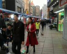 狮子桥美食街旺铺出租 靠近美食街商场居民区 人流量大欲租从速