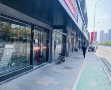 (出租)双龙大道地铁口旁 沿街商铺 人流量大 随时看房 急租