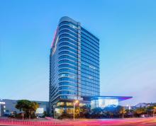 中海大厦 鼓楼5A纯写 精装修可分割 无立柱大开间 车位充足