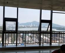 凤凰国际大厦 新模范马路地铁 格局方正 采光性好 俯瞰玄武湖南京站