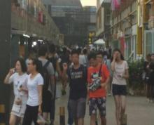 江宁大学城文鼎广场小门面,周围全是品牌店小吃,在小吃街上