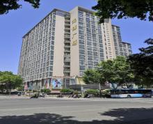 (出租)(无转让费)中央路与黑龙江路路口先锋广场旁可餐饮商铺出租