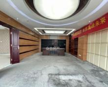 (出租)万达地铁口绿地瀛海265平纯商务办公室 实拍照片 经理室大气