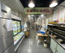 (转让)(找铺免费找店)广陵安康路文昌北苑北门沿街烧烤店餐饮商铺转让