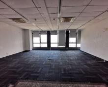 (出租)双地铁沿线~吴中大厦~整层1260平~精装 玻璃隔断