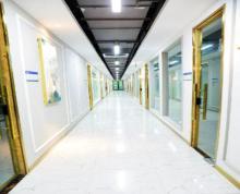 (出租)玄武门地铁口高端轻奢联合办公可短租可注册 随时看房免物业水电