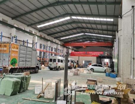 (出租)出租 D秣陵泽丰路单层厂房仓库500平,高10米左右,有行车