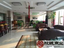 凤凰文化广场 豪华装修 全套办公家具 落地窗 采光好 随时看房