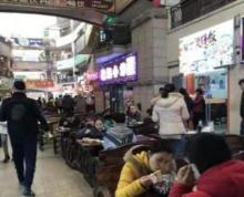 转让宁海路和上海路口餐饮商铺,有转让费,真实房源