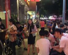 (出租)秦淮区新街口商圈一楼餐饮门面出租 0进场费 有执照业态不限