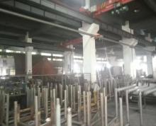 崇川区新出5000平 单一层机械厂房有10吨行车 价格便宜