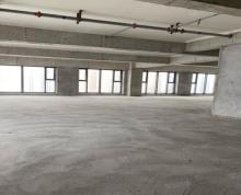 (出租)中建大厦 写字楼 超大落地窗430平毛坯精装均有