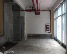 (出租)鼓楼区清凉门大街新出上下两层商铺展示面好