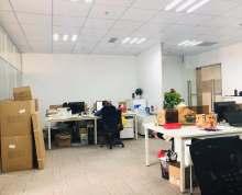 雨花客厅标准写字楼出租 两间办公室+大开间 精装修带家具