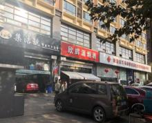 鼓楼龙江 银城小学旁 农贸市场 沿街一楼门面 急售