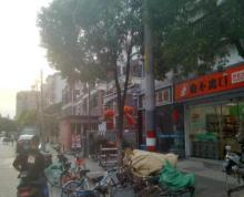 龙江中保街沿街商铺出租近菜场免餐饮 周边小区密集适合生鲜零售