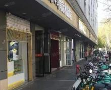 (转让)秦淮区近街社区底商旺铺转让中 非餐饮类业态即可接手营业