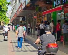 (出租)商铺直租 仙林大学城 沿街重餐饮商铺 水电煤齐全 人流爆炸